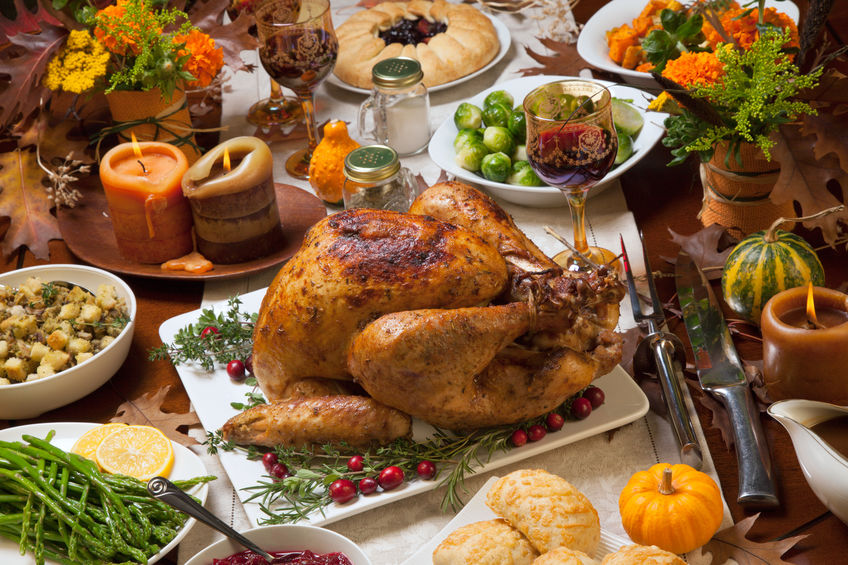 Food Sensitivities and Thanksgiving: 6 Delicious Swaps